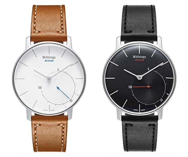 Withings Activité Smart Watch Focuses on Your Health