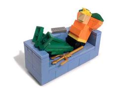 LEGO Superheroes and Their Favorite Couches