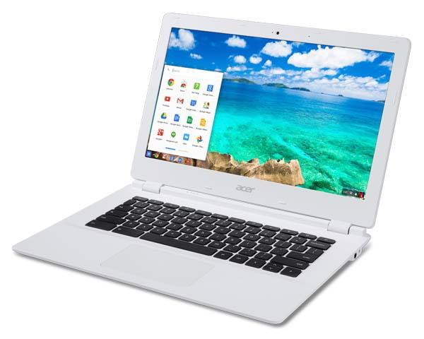 Acer Chromebook 13 with NVIDIA Tegra K1 Announced