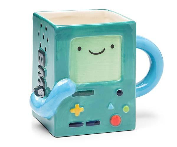 Adventure Time 3D BMO Coffee Mug