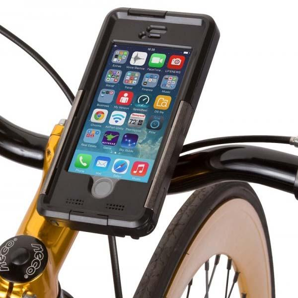 Bike2Power ArmorGuard Bike Kit for iPhone 5/5s