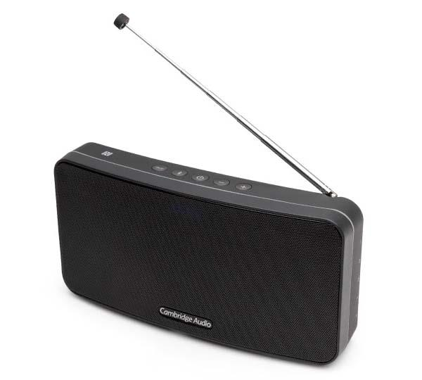 Cambridge Audio Go Radio Portable Bluetooth Speaker