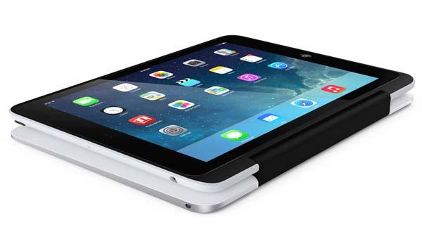ClamCase Pro Keyboard Case for iPad Air