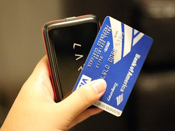 CPX Credit Card Sized High Capacity Backup Battery