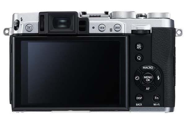 Fujifilm X30 Premium Compact Camera