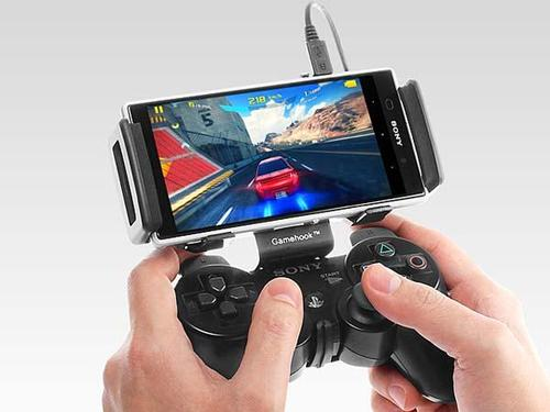GameHook GH-101 Connects Your Android Phone with DualShock 3 Game Controller