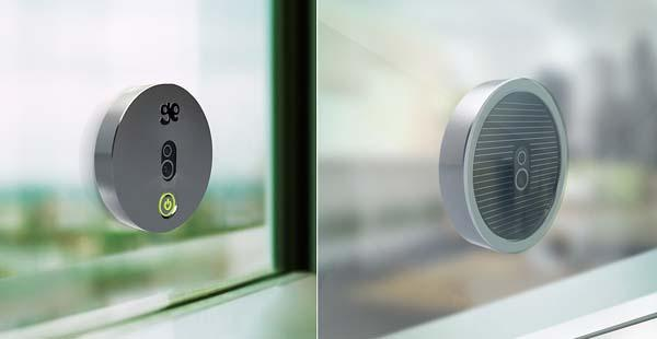 GeckoEye Solar Powered Security Camera