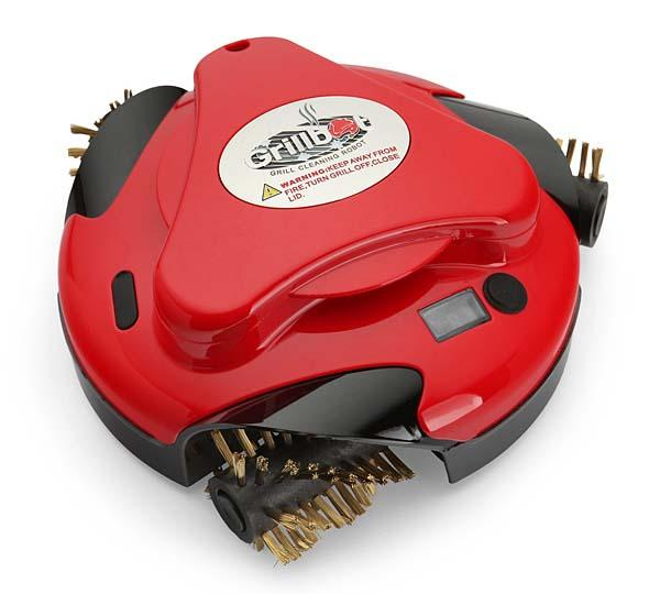 Gillbot Automatic Cleaning Robot for Your Grill