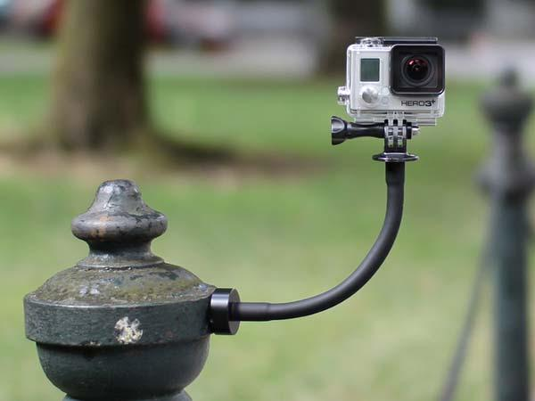GripSnap Magnetic Monopod for Smartphones and GoPros