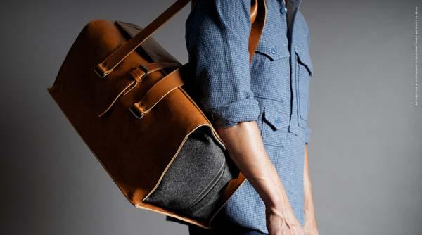 Hard Graft 1st Edition Travel Bag