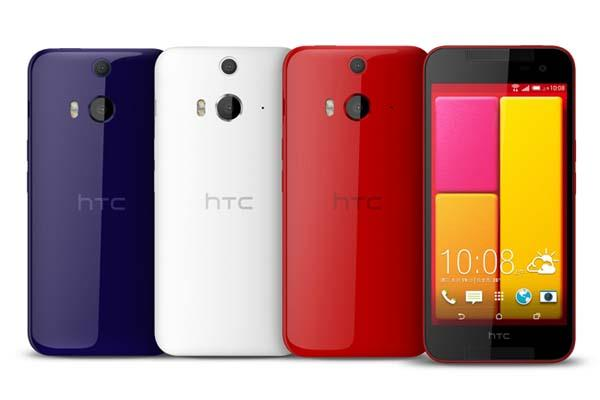 HTC Butterfly 2 Android Phone Announced