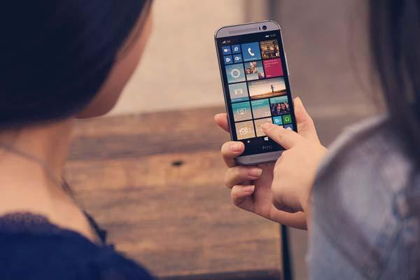 HTC One (M8) for Windows Smartphone Announced