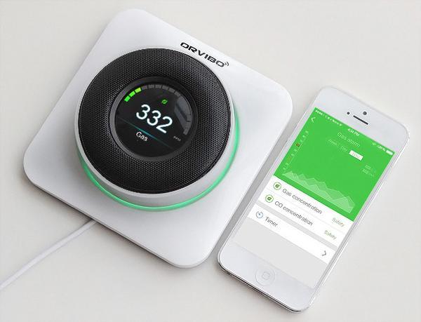 Kepler Smart Home Gas Detector