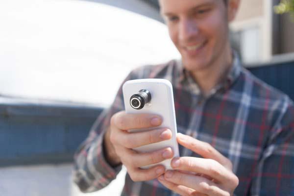 Lensbaby LM-10 Sweet Spot Phone Lens
