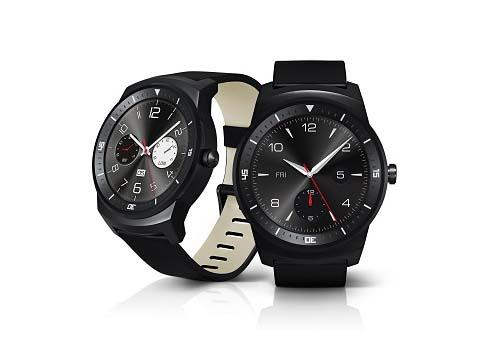 LG G Watch R Smartwatch Announced