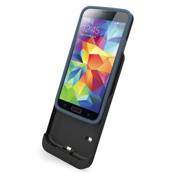 TYLT ENERGI Sliding Power Battery Case for Galaxy S5