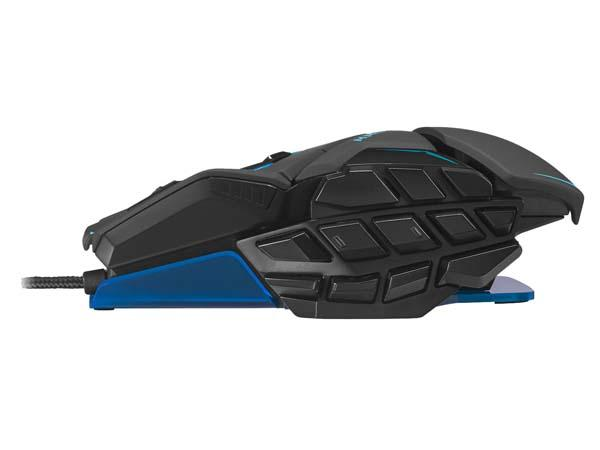 Mad Catz M.M.O. TE Gaming Mouse