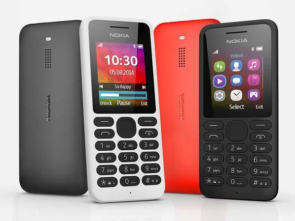 Microsoft Announced Nokia 130 Feature Phone