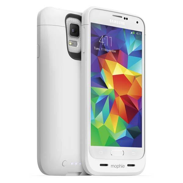 Mophie Juice Pack Galaxy S5 Battery Case