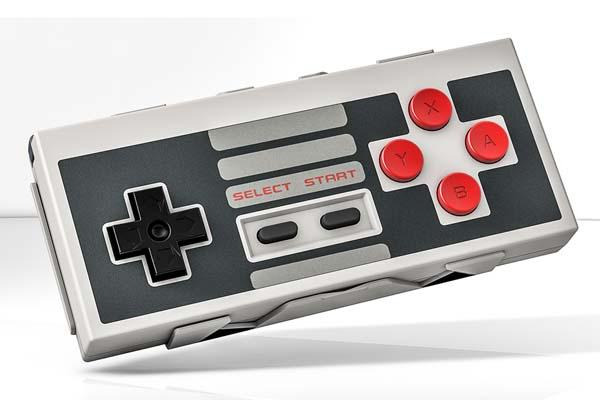 NES30 NES Inspired Bluetooth Game Controller