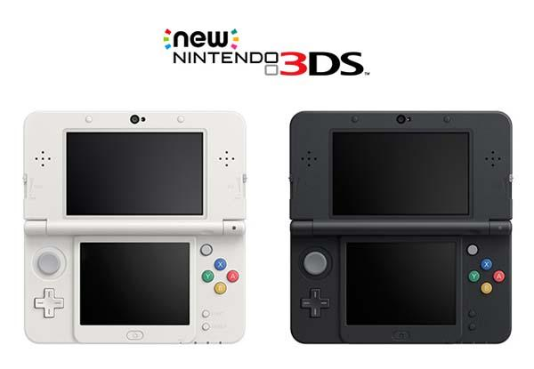 New Nintendo 3DS and 3DS XL Handheld Game Consoles Announced