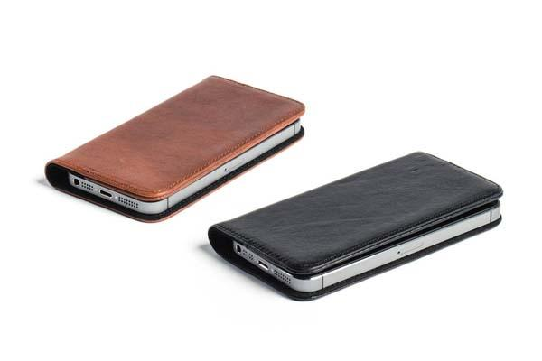 Nodus Access Leather iPhone 5 Case