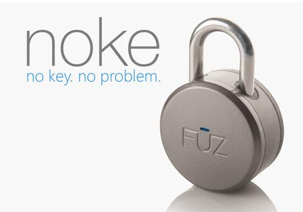 Noke Smart Bluetooth Padlock