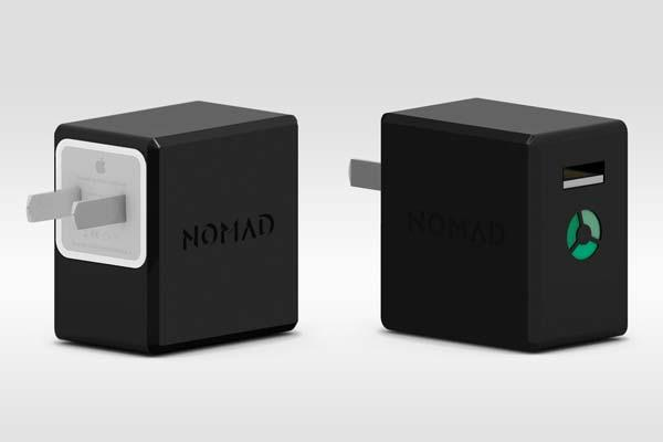 NomadPlus Backup Battery for Apple iPhone Charger