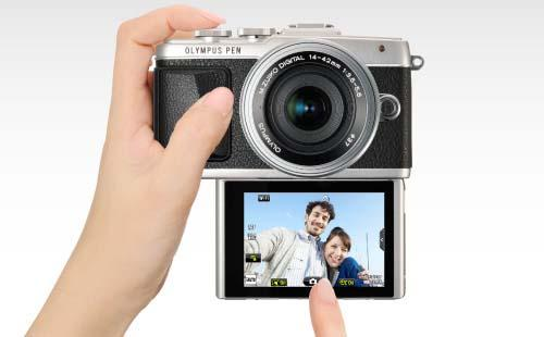 Olympus PEN E-PL7 Interchangeable Lens Mirrorless Camera