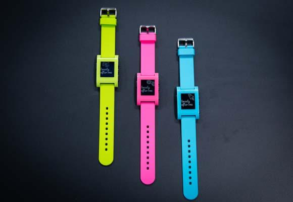 Pebble Released Limited Edition Smart Watches