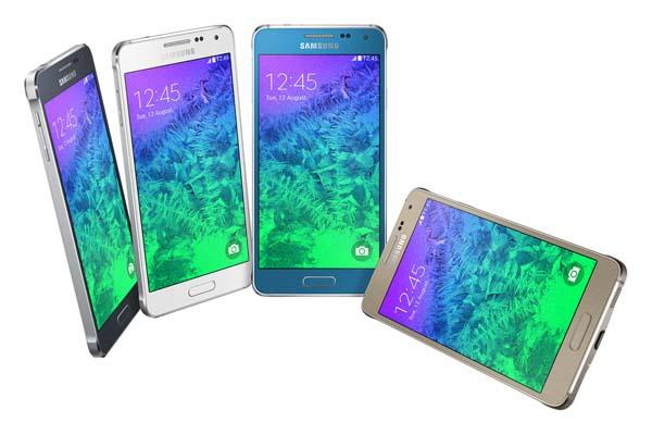 Samsung Galaxy Alpha Android Phone Anounced