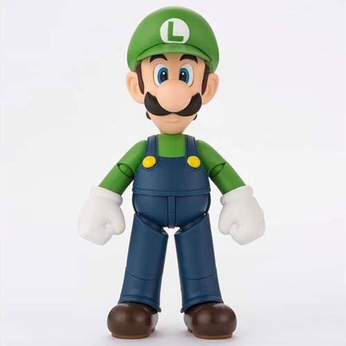 S.H. Figuarts Luigi Action Figure
