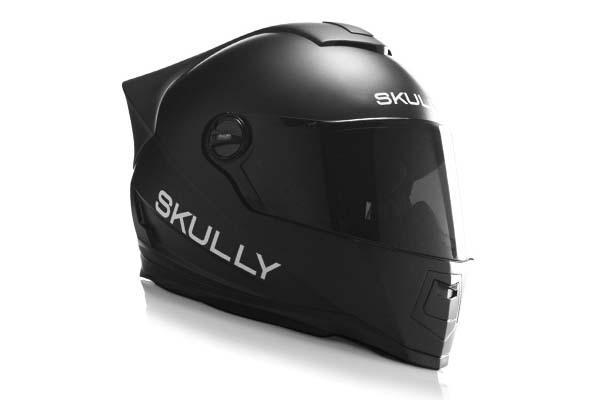 Skully AR-1 Smart Motorcycle Helmet