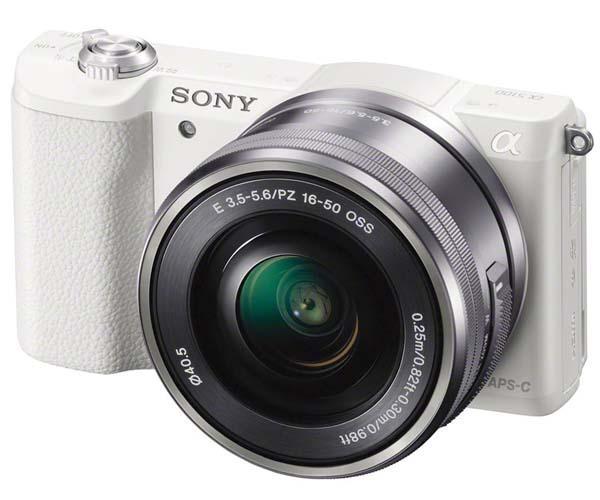 Sony Alpha a5100 Interchaneable Lens Mirrorless Camera Announced