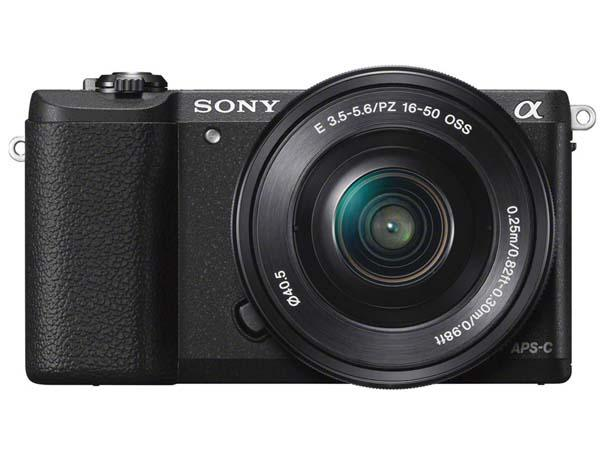Sony Alpha a5100 Interchaneable Lens Mirrorless Camera Announced
