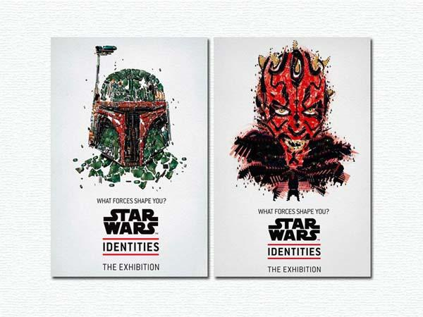 Star Wars Character Canvas Art Prints