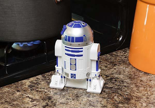 Star Wars R2-D2 Kitchen Timer