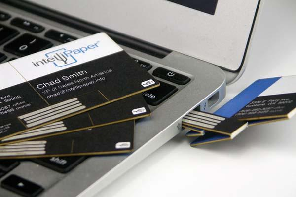 SwivelCard Smart Business Card