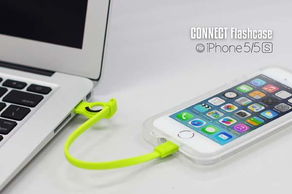 The Connect Flashcase iPhone 5s Case