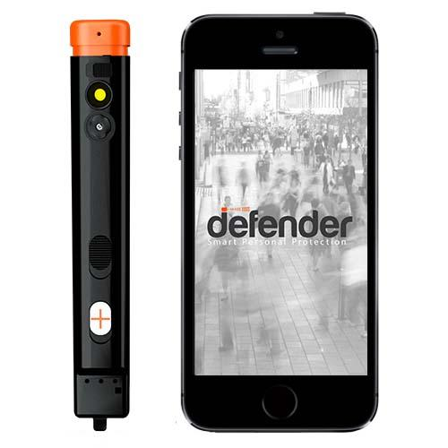 The Defender Smart Pepper Spray