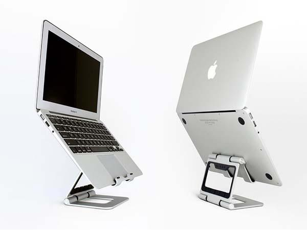 The Ridge Universal Stand for MacBook Air, iPad and iPhone
