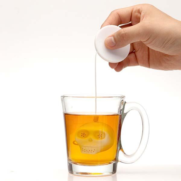 The Skull Tea Infuser