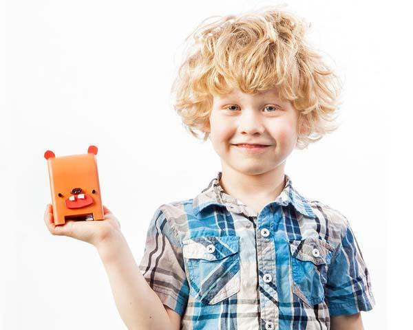 Toymail An App-Enabled Mailbox for Kids