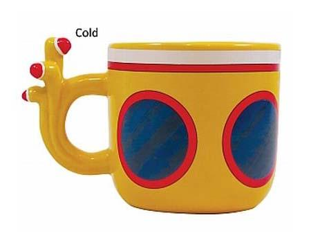 Yellow Submarine Heat Sensitive Coffee Mug