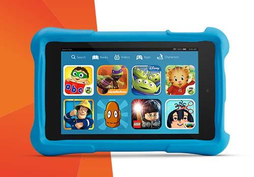 Amazon Fire HD Kids Edition Tablet Announced