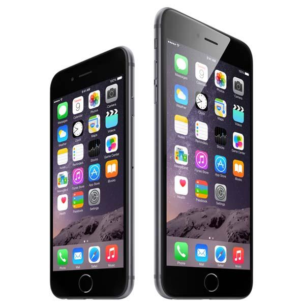 Apple iPhone 6 and iPhone 6 Plus Announced
