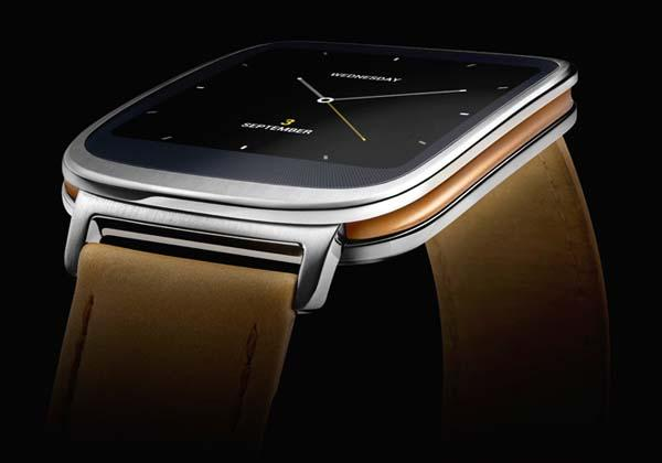 ASUS ZenWatch Smart Watch Announced