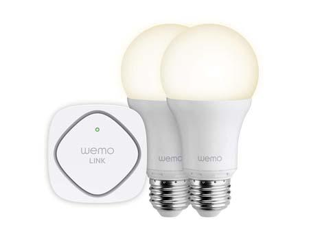 Belkin WeMo Smart LED Lighting Starter Set