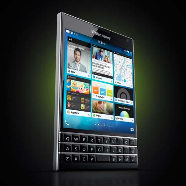 BlackBerry Passport Smartphone Released