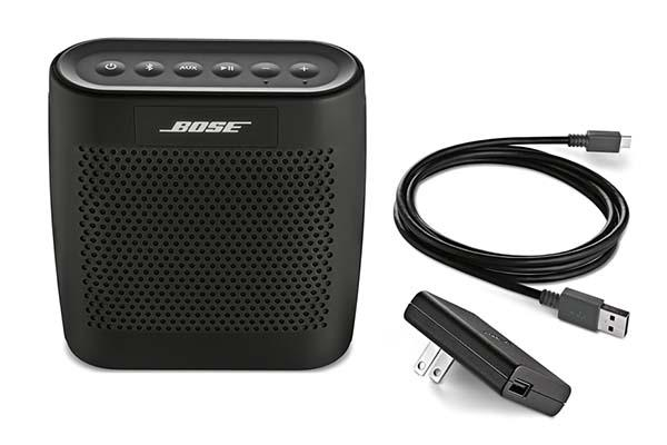 Bose SoundLink Color Portable Bluetooth Speaker